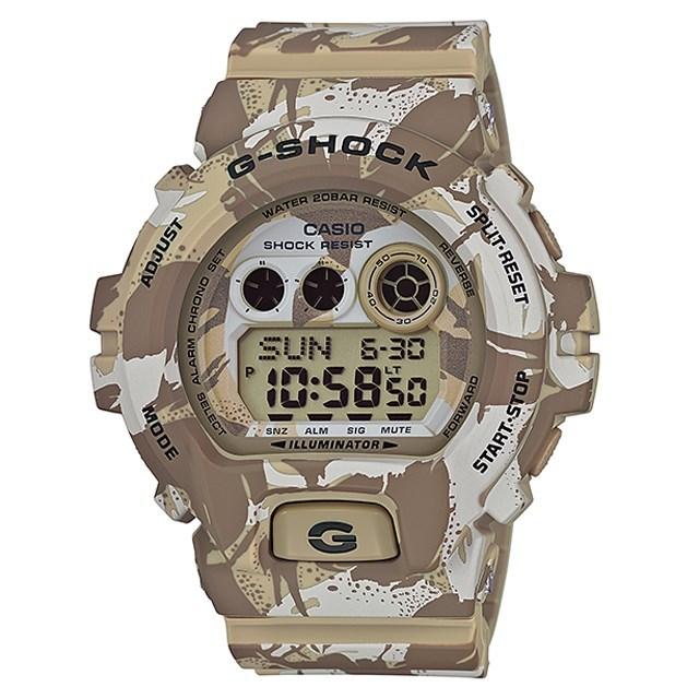 G-SHOCK ジーショック CASIO カシオ メンズ 腕時計 Camouflage Series カモフラージュシリーズ GD-X6900MC-5JR [国内正規販売店]