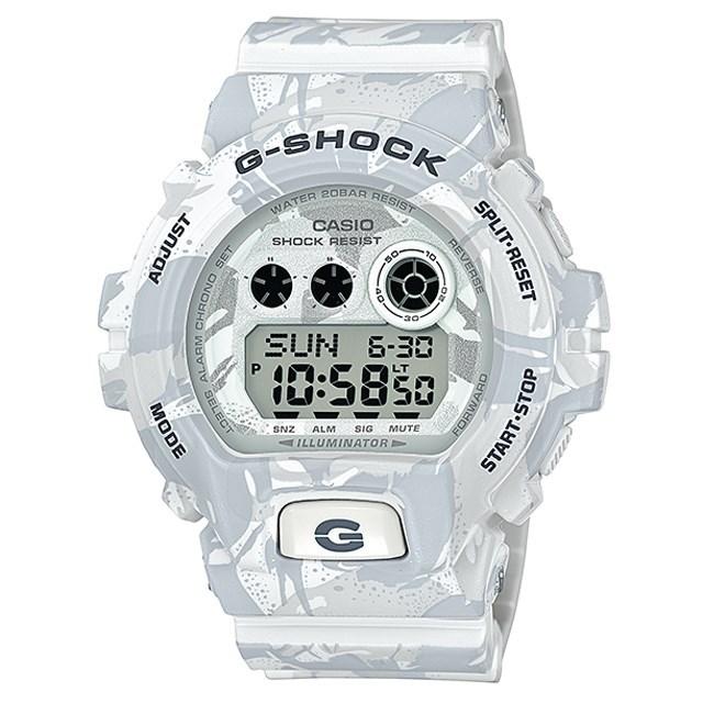 G-SHOCK ジーショック CASIO カシオ メンズ 腕時計 Camouflage Series カモフラージュシリーズ GD-X6900MC-7JR [国内正規販売店]