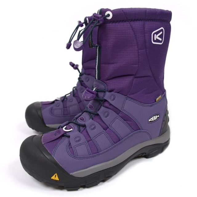 KEEN キーン WINTER PORT 2 ウィンター ポート 2 PRISM VIOLET 1012103 1012105