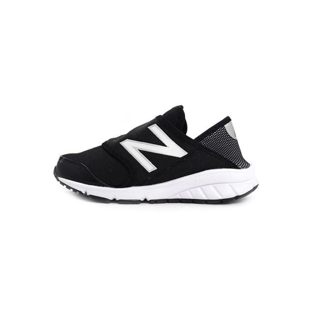 new balance ニューバランス キッズ スリッポン K150S BLACK ブラック K150SBWI/K150SBWY [スニーカー/子供靴/ジュニア/男の子/女の子]