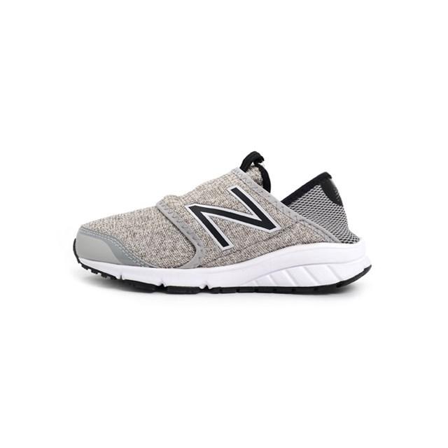 new balance ニューバランス キッズ スリッポン K150S GRAY グレー K150SGRI/K150SGRY [スニーカー/子供靴/ジュニア/男の子/女の子]