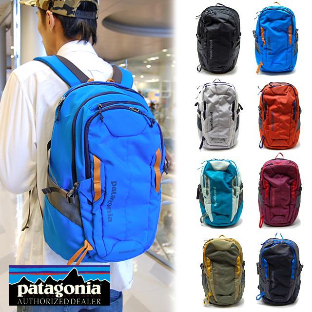 Patagonia パタゴニア バッグ バッグパック Refugio Pack レフュジオ・パック 28L 47911 [リュック/アウトドア/旅行/デイパック/国内正規販売店]