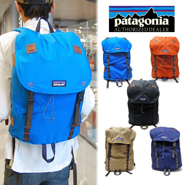 Patagonia パタゴニア バッグ バックパック Arbor Pack 26L アーバー・パック26L 47956 [リュック/旅行/デイパック/アウトドア/国内正規販売店]