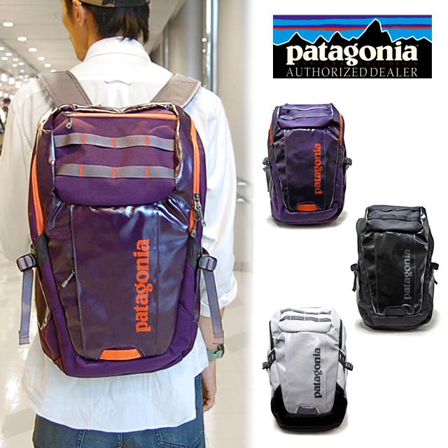 Patagonia パタゴニア バッグ バックパック Black Hole Pack 25L ブラックホール・パック25L 49295 [リュック/アウトドア/旅行/デイパック/国内正規販売店]