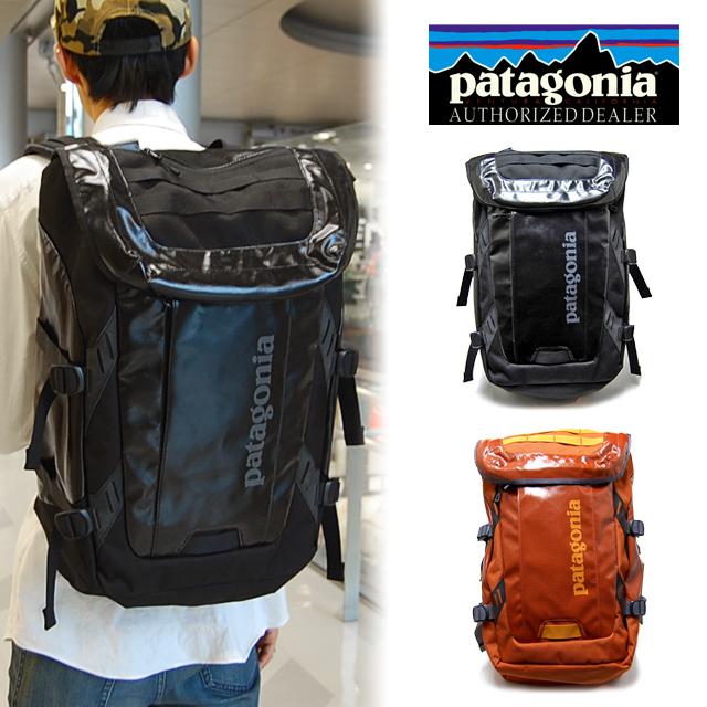 Patagonia パタゴニア バッグ バックパック Black Hole Pack 35L ブラックホール・パック35L 49330 [リュック/アウトドア/旅行/デイパック/国内正規販売店]