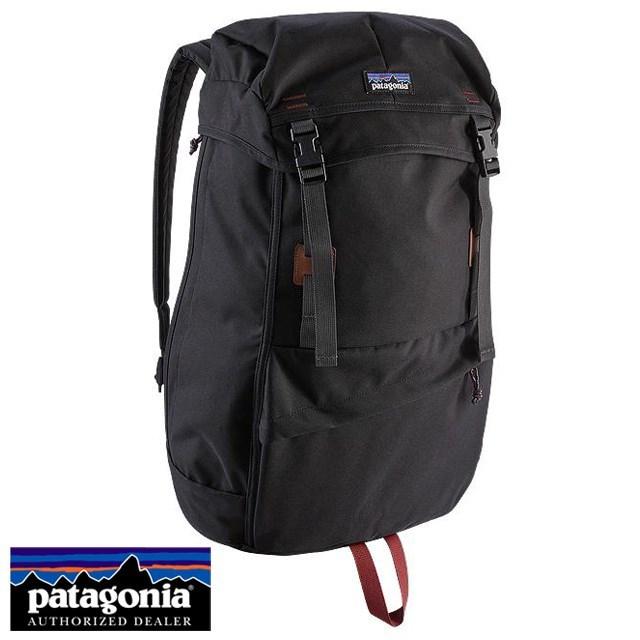 Patagonia パタゴニア バッグ バックパック リュック Arbor Grande Pack 32L アーバー・グランデ・パック 32L Black ブラック 47970-BLK [アウトドア/旅行/デイパック/撥水/国内正規販売店/Authorized Dealer]