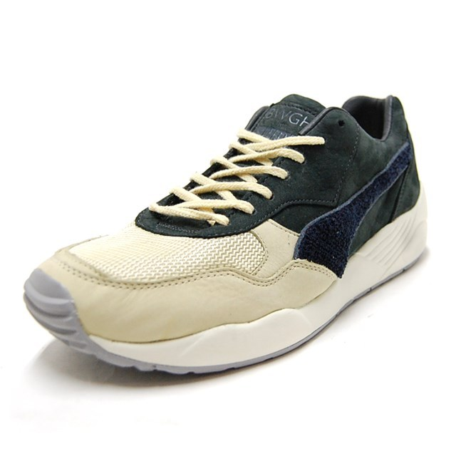PUMA プーマ メンズ スニーカー XS-698 X BWGH dark shadow 357033-01 [Brooklyn We Go Hard/コラボ]