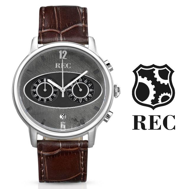 REC Watches レックウォッチ メンズ 腕時計 The Mark1 M1 [ミニクーパー/MINI/クラシックカー/ブラウン/レザー]