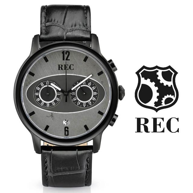 REC Watches レックウォッチ メンズ 腕時計 The Mark1 M3 [ミニクーパー/MINI/クラシックカー/レザー]