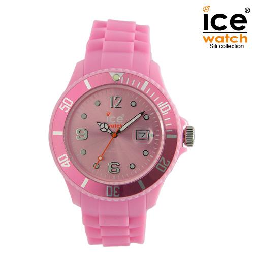 ice watch アイスウォッチ メンズ レディース 腕時計 ICE forever アイスフォーエバー ユニセックス PINK ピンク 000140 [定番モデル/シリコンストラップ/国内正規販売店/Authorized Dealer]