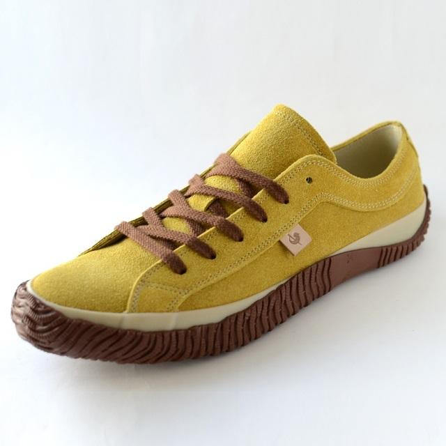 SPINGLE MOVE スピングルムーブ メンズ レディース スニーカー Yellow Beige イエローベージュ SPM-148[日本製/Made in JAPAN]