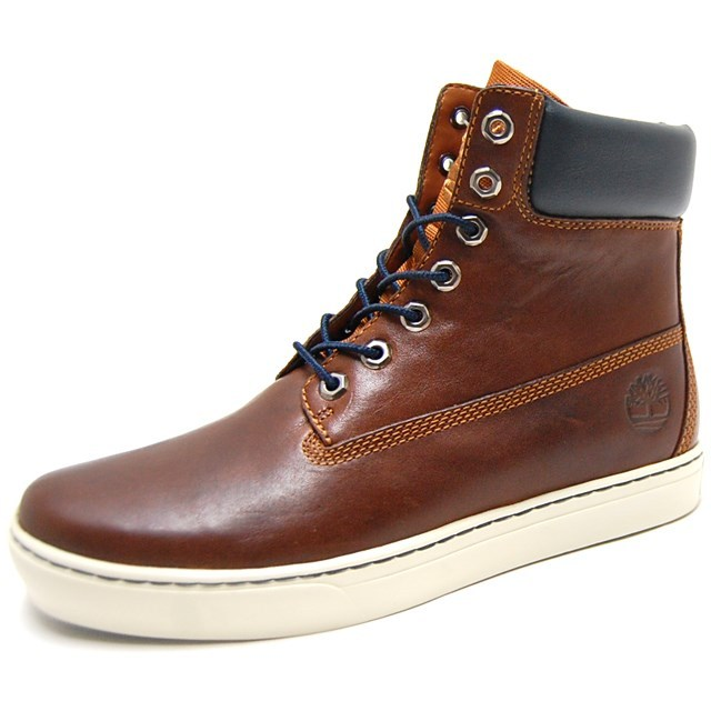 Timberland ティンバーランド メンズ ブーツ NEWMARKET 2.0 CUPSOLE Glazed Ginger Oiled with Navy 6811A [国内正規販売店]