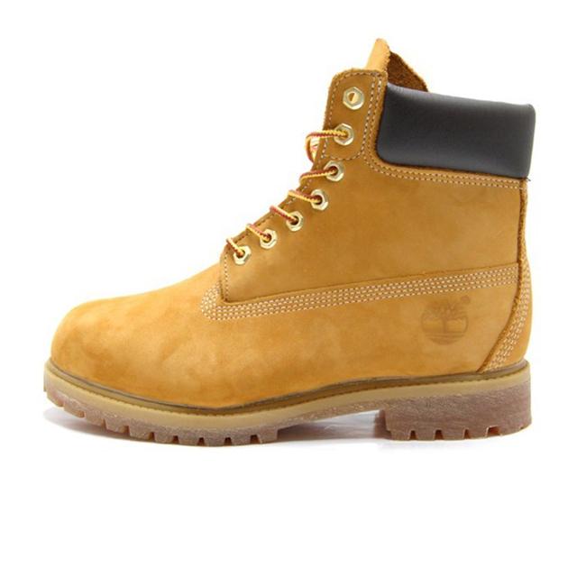 Timberland ティンバーランド メンズ イエロー ブーツ アイコン 6 Premiam Boot 6インチ プレミアムブーツ ウィートヌバック 10061 [定番モデル/国内正規販売店/ Dealer]