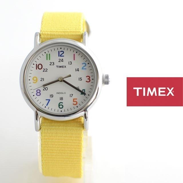 TIMEXタイメックスWEEKENDERウィークエンダーミッドサイズ定番モデルT2P369【女性用】