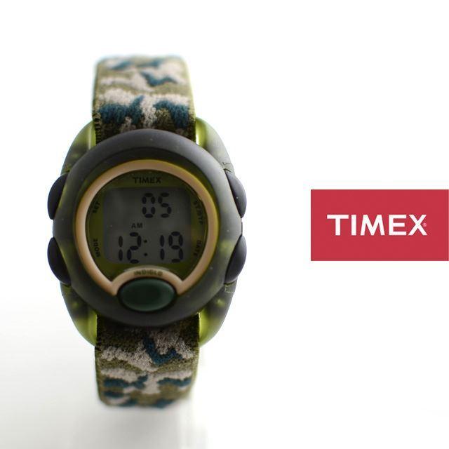 TIMEXYOUTHタイメックスユースキッズ男の子腕時計KIDSDIGITALキッズデジタルカモフラT71912