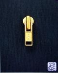 YKKスライダー3M 標準型 【色 ゴールド/シルバー】