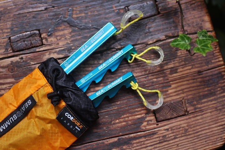 Sea To Summit Ground Control Tent Pegs