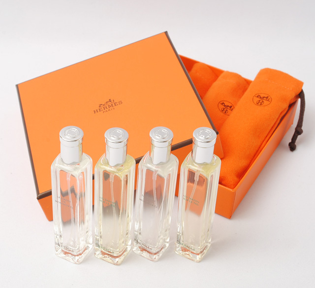 cheap for discount 24106 de944 エルメス 香水 4本セット 庭 HERMES ガーデン パフューム ...