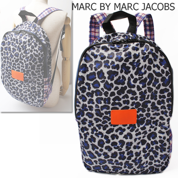 MARC BY MARC JACOBS マークバイマークジェイコブス リュックサック/バックパック パッカブルズ M0001390A