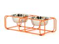 家具デザイナーが作るフードボール&スタンド / Wire&Dine (ワイヤー・アンド・ダイン) Sサイズ / Made in USA