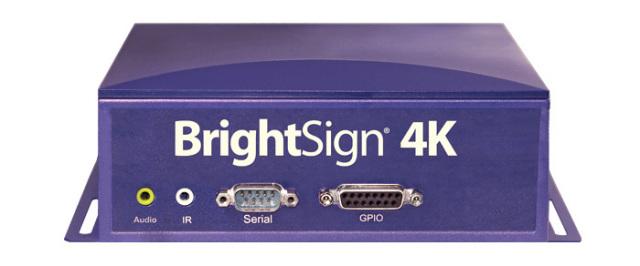 ■ アウトレット(保証期間6ヶ月) ■ BrightSign 4K1042 【型番】BS/4K1042 ※店頭取り扱い