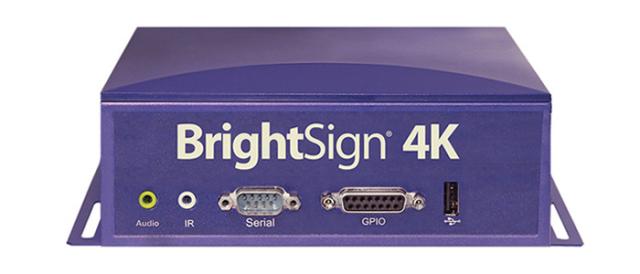 ■ アウトレット(保証期間6ヶ月) ■ BrightSign 4K1142 【型番】BS/4K1142 ※店頭取り扱い