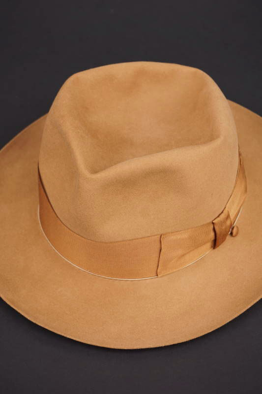 GLAD HAND & Co. -  HAT JOHN G CAMEL