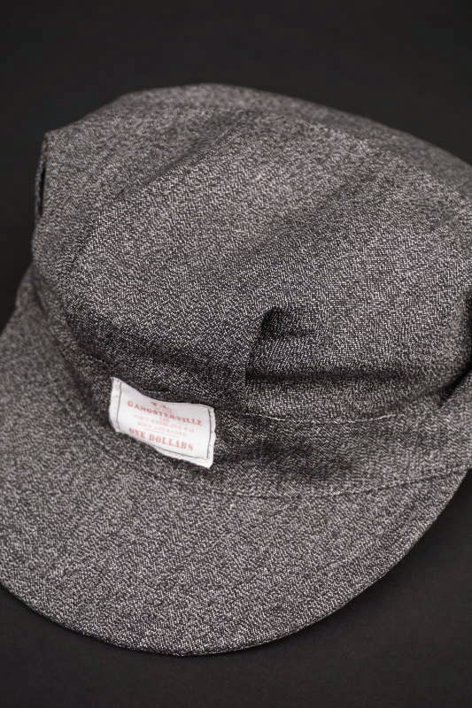 GANGSTERVILLE JACKPOT - WORK CAP BLACK