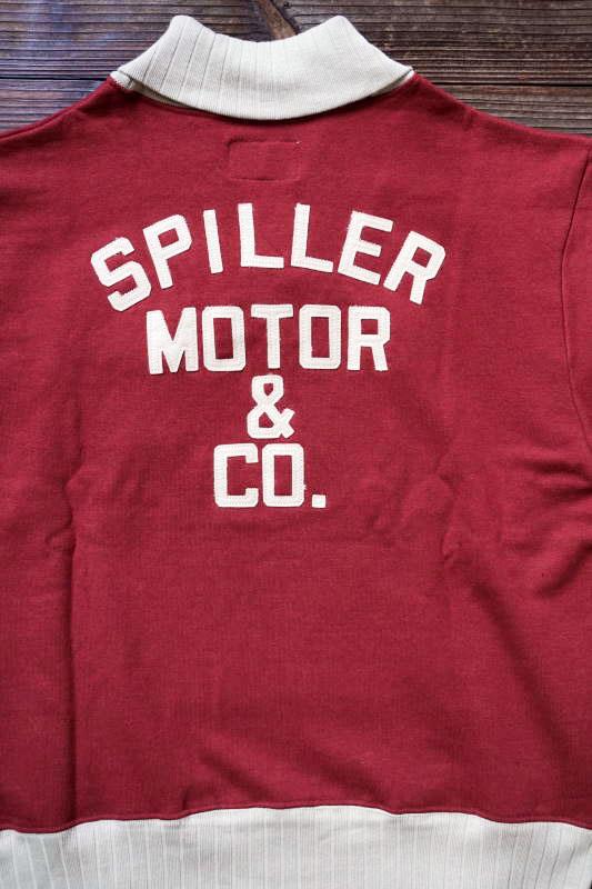 5 WHISTLE SPILLER MOTOR&CO. BUR×GRY