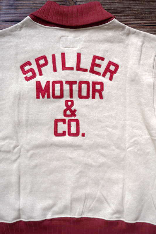 5 WHISTLE SPILLER MOTOR&CO. GRY×BUR