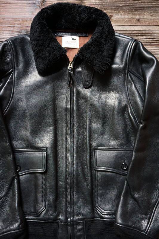 "GANGSTERVILLE G-1 ""COW HIDE"" BLACK"
