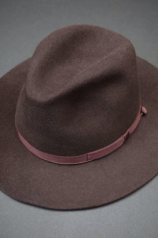 Basella HAT - Antelope BROWN