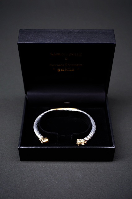 GANGSTERVILL galcia×GSV BANGLE 小