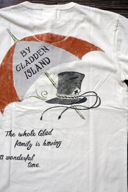 BY GLAD HAND GLADDEN ISLAND