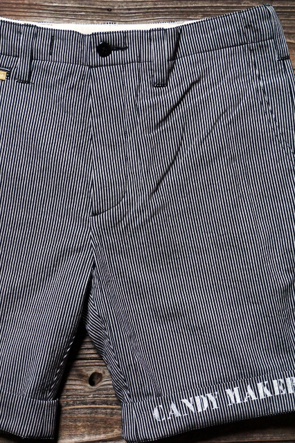 BY GLAD HAND CANDY COMPANY SHORTS BLK STR