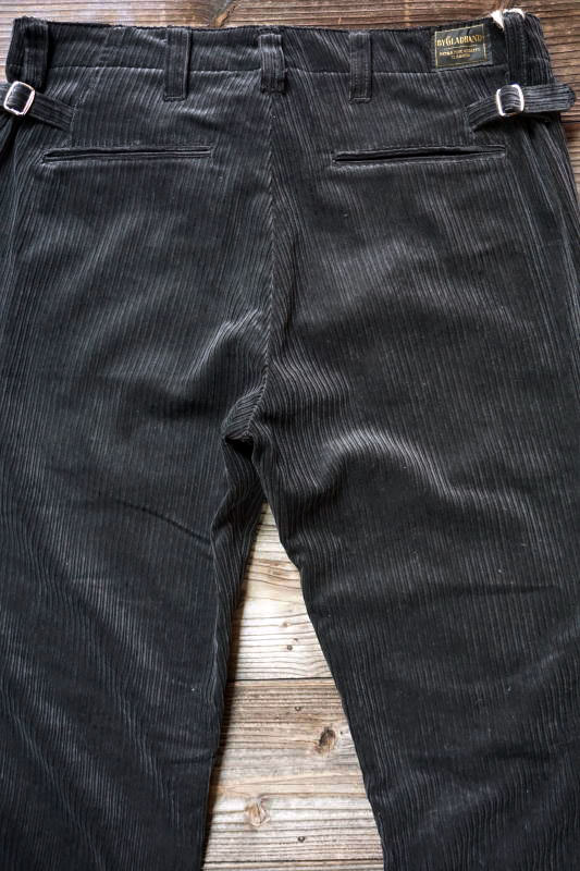 BY GLAD HAND MIGRANT - PANTS BLACK
