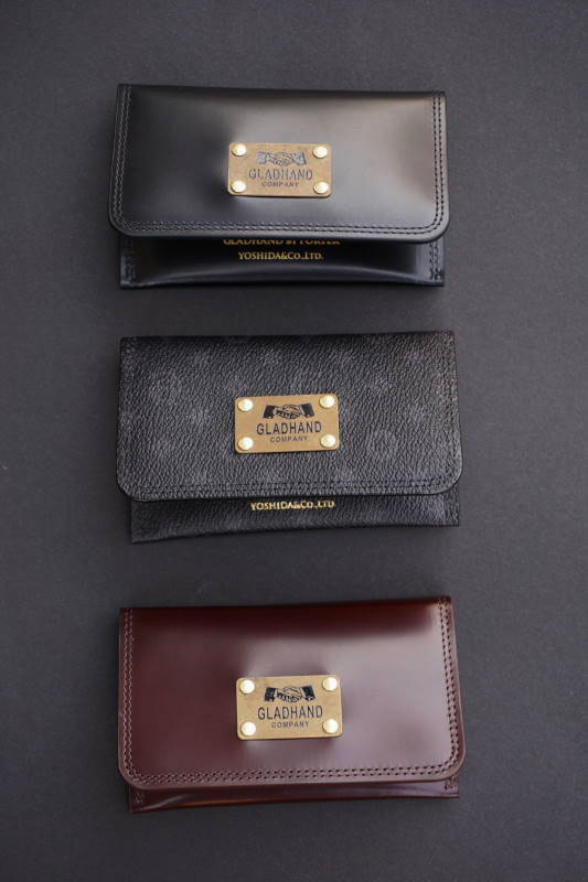 GLAD HAND×PORTER GH - BELONGINGS CARD CASE