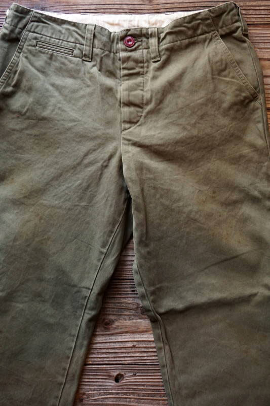 BY GLAD HAND FACTORY - PANTS KHAKI