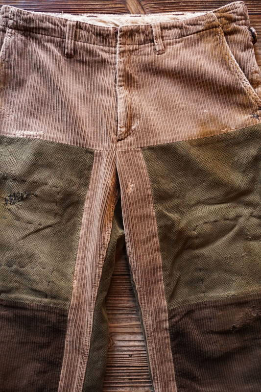"BY GLAD HAND MIGRANT - PANTS ""HARD"" BROWN"