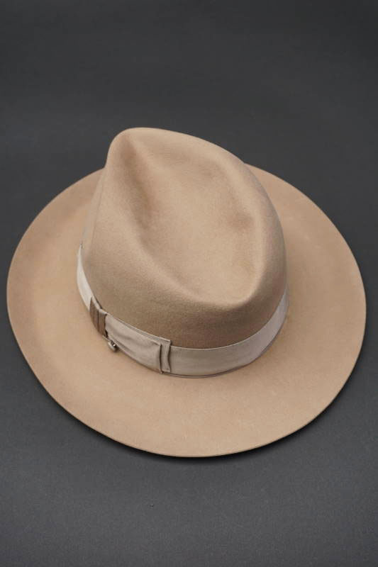 GLAD HAND & Co. -  HAT JOHN G BEIGE