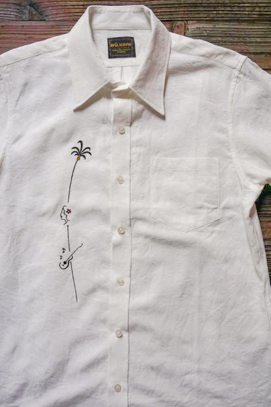 BY GLAD HAND PALM - SHIRTS WHITE