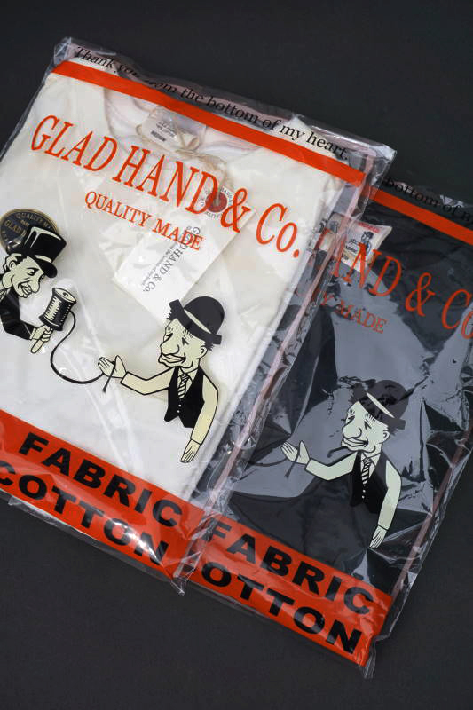 "GLAD HAND STANDARD POCKET T-SHIRTS ""USED"""
