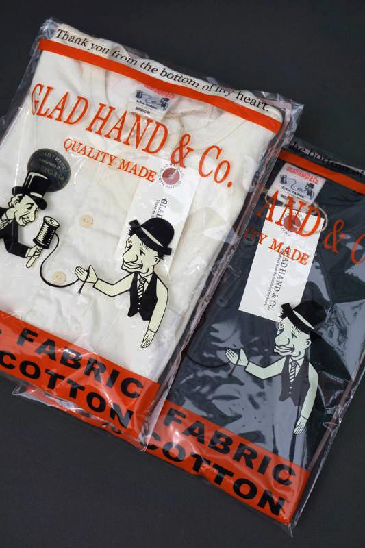 "GLAD HAND STANDARD HENRY POCKET T-SHIRTS ""USED"""
