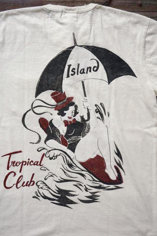 BY GLAD HAND ISLAND