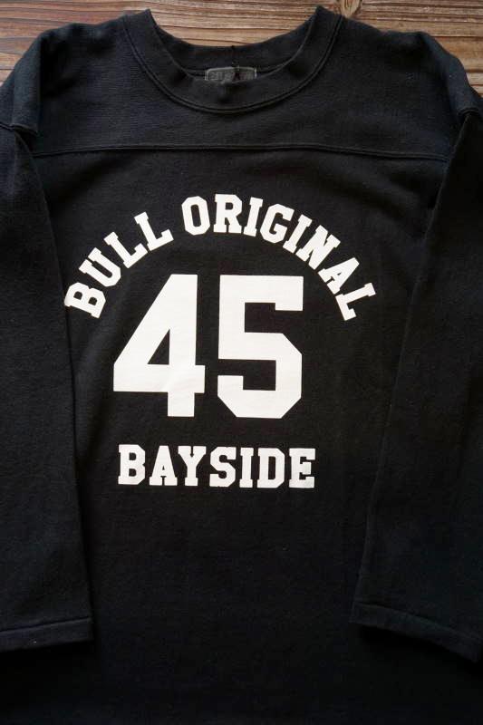 B.S.M.G. FOOTBALL - T-SHIRTS BLACK
