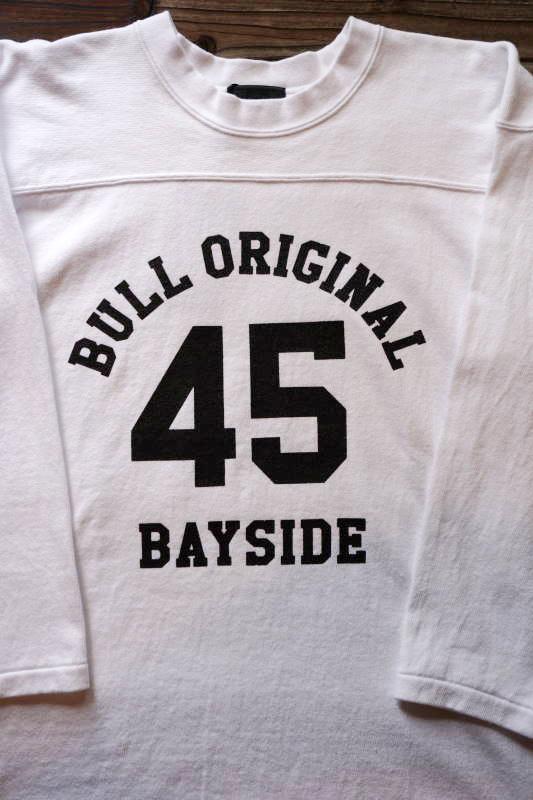 B.S.M.G. FOOTBALL - T-SHIRTS WHITE