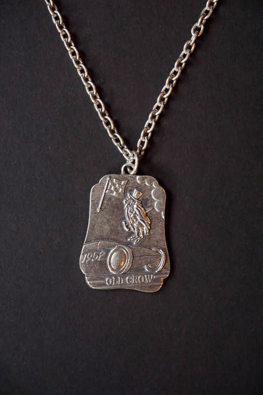 OLD CROW SAINT CHRISTOPHER - MEDAL