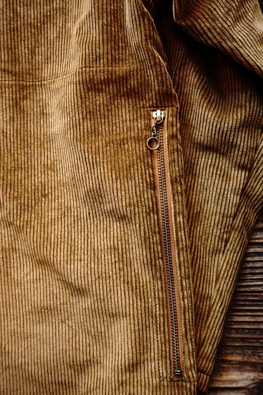 BY GLAD HAND LOWELL - HUNTING JACKET CAMEL