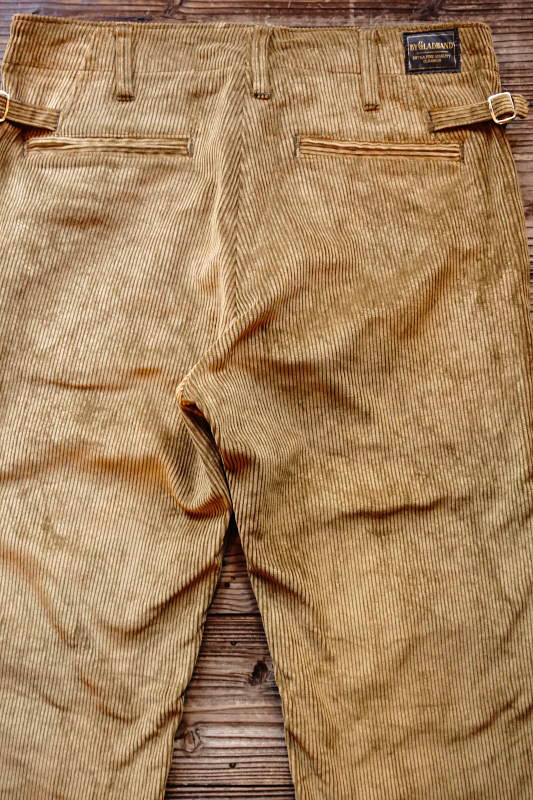 BY GLAD HAND LOWELL - PANTS CAMEL