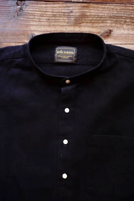 BY GLAD HAND GOOD FATHER - L/S SHIRTS BLACK